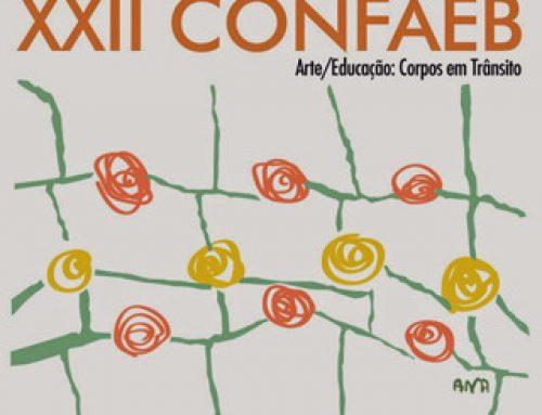 MoE no XXII Congresso de Arte Educadores do Brasil