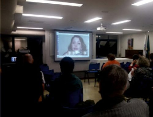 Vídeoconferência de MoE para alunos da UEMG